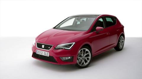Nouvelle SEAT León 2012 : vidéo de présentation