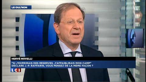"""Novelli : """"Il est indispensable que N. Sarkozy s'adresse aux électeurs du FN"""""""