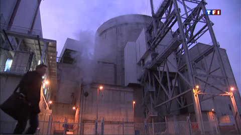 Nucléaire : au coeur de la centrale du Blayais