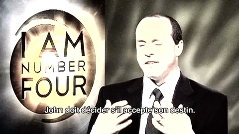 Numéro Quatre - Interview D.J. Caruso (réalisateur)
