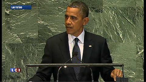 Obama : le régime d'Assad « doit prendre fin » en Syrie