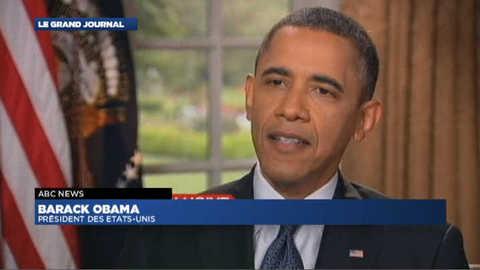Obama soutient le mariage homosexuel : la vidéo