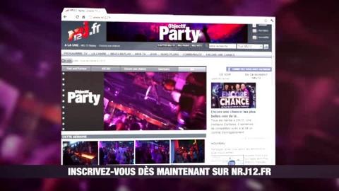 OBJECTIF PARTY : NRJ 12 vous aide à organiser la soirée de l'année