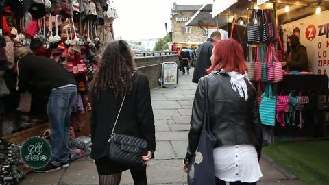 OFF DATE - Taylor Momsen in London