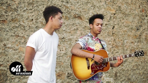 "OFF SESSION - RIZZLE KICKS ""Traveller's Chant """