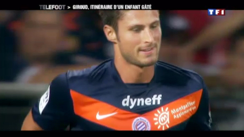 Olivier Giroud, itinéraire d'un enfant gâté (08/04/2012)