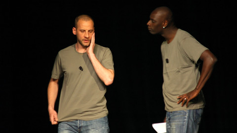 Omar et Fred : Le spectacle