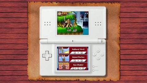 One Piece Gigant Battle - The Whitebeard Pirates Trailer - DS