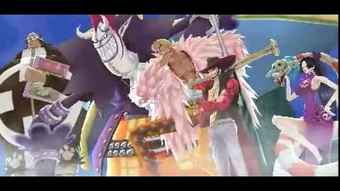 One piece unlimited cruise SP - Intro