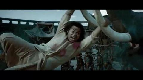 Ong Bak 3 en DVD et Blu Ray