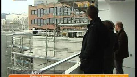 L'Opac ouvre 66 logements à la Confluence (Lyon)