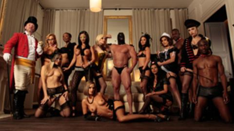 Orgy The XXX Championship - MARC DORCEL