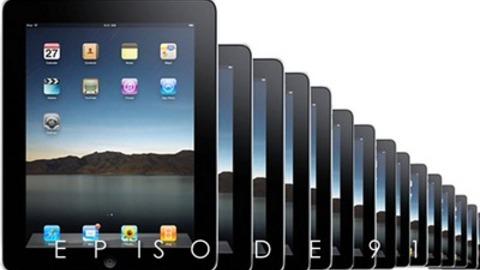 ORLM91 - L'iPad 3 en approche !