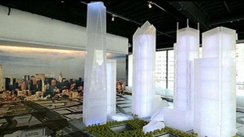 Où en est le futur World Trade Center ?