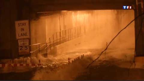 Ouragan Sandy : une nuit de désolation à New York