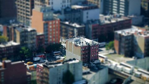 Oxelo : New York 2010 en Tilt Shift en HD