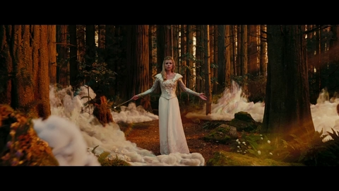 Oz, the great and powerful - Bande annonce VO