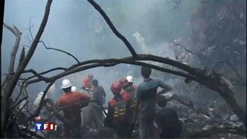 Pakistan : 152 victimes après le crash d'un avion