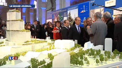 Palais de justice de Paris : Renzo Piano explique son projet