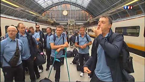 Paralympiques : Londres, ville modèle