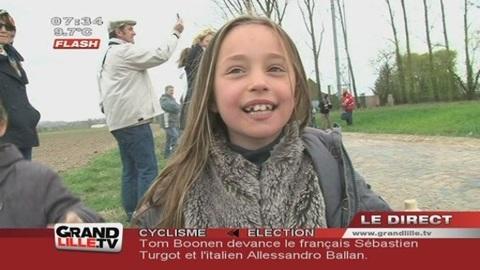Paris Roubaix 2012 : Paroles de Supporters !