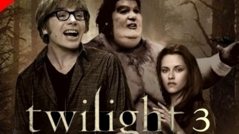 Parodie Twilight 3 version Austin Powers !