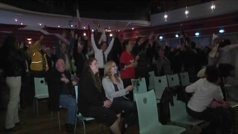 Le Parti Socialiste à la fête (Aube)