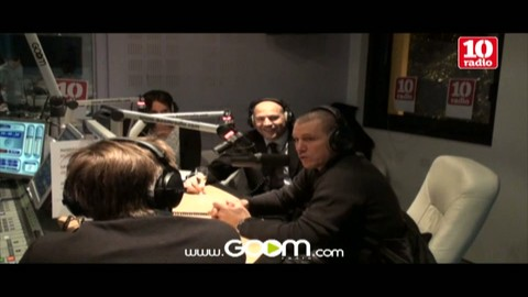 Pascal Olmeta emmerde Raymond Domenech sur 10 RADIO by Goom