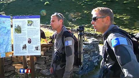 Patrouille avec les anges gardiens du Parc de la Vanoise