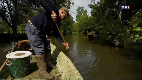 La pêche dans le Marais poitevin avec Guy et Gaston
