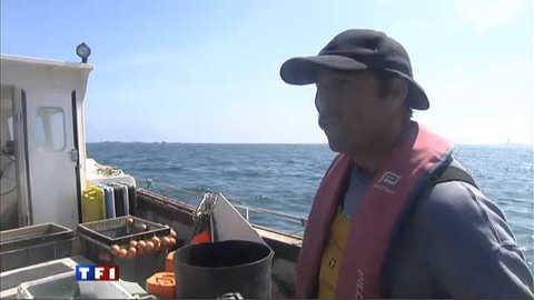 Pêcheur sur l'île d'Edic, il ne quitterait son caillou pour rien au monde