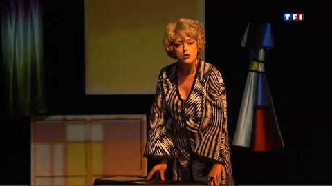 Peggy Guggenheim, la mécène de l'art moderne au théâtre