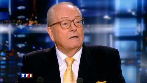 """Le Pen : Ma dernière campagne ? """"C'est le bon dieu qui le dira !"""""""
