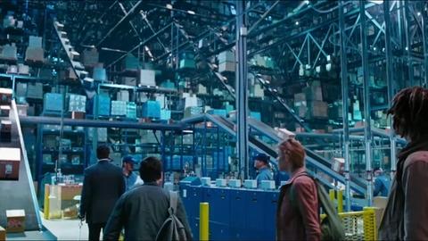 Vidéo Percy Jackson 2 - La Mer des Monstres : Bande-annonce 2 en VO