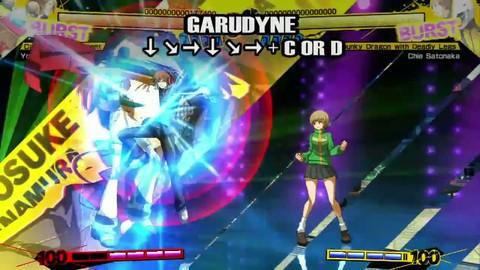 Persona 4 Arena - Move Video Yosuke Hanamura - PS3 Xbox360 ARC.mp4