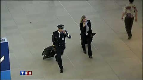 Le personnel d'Air France est en deuil