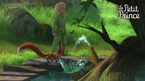 Le Petit Prince - Webisode n°9 - le doublage des voix