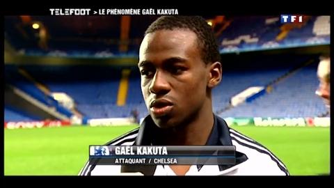 Le phénomène Gaël Kakuta - (13/12/2009)