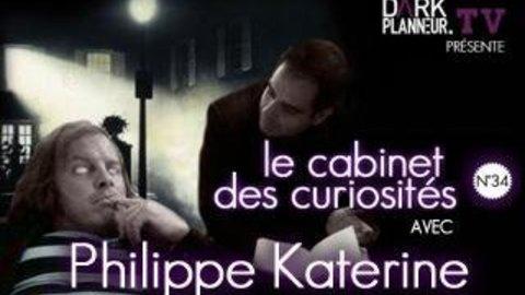 Philippe Katerine dans le Cabinet des Curiosités (Teaser)