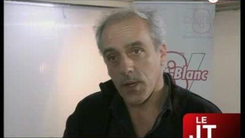 Philippe Poutou, candidat à la présidence