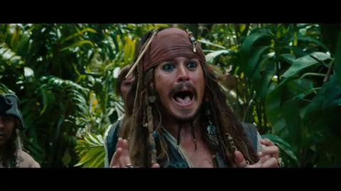 Pirates des Caraibes 4 - La Fontaine de Jouvence - Bande-Annonce