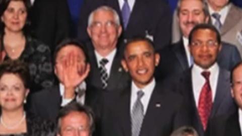 La pire photo de Barack Obama