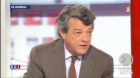 Plan auto : Borloo critique la méthode du gouvernement