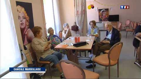 Plan canicule à Marseille : priorité aux personnes fragiles