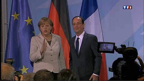 Le plan de Hollande pour sortir de la crise