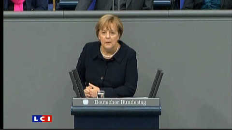 Plan de sauvetage de la Grèce: Merkel peine à convaincre