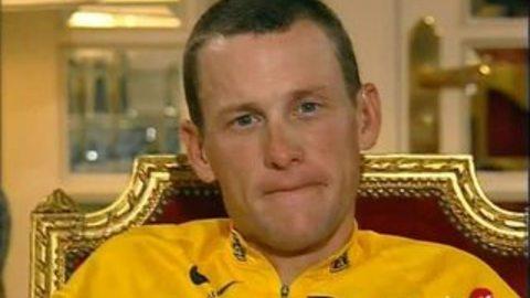 [Plateau duplex : Lance Armstrong]