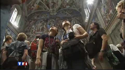 Plongée dans la nécropole sous la basilique Saint-Pierre