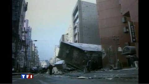 Le plus violent séisme que le Japon ait connu en 140 ans