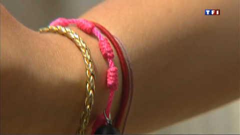Un poignet irrésistible avec le bracelet brésilien